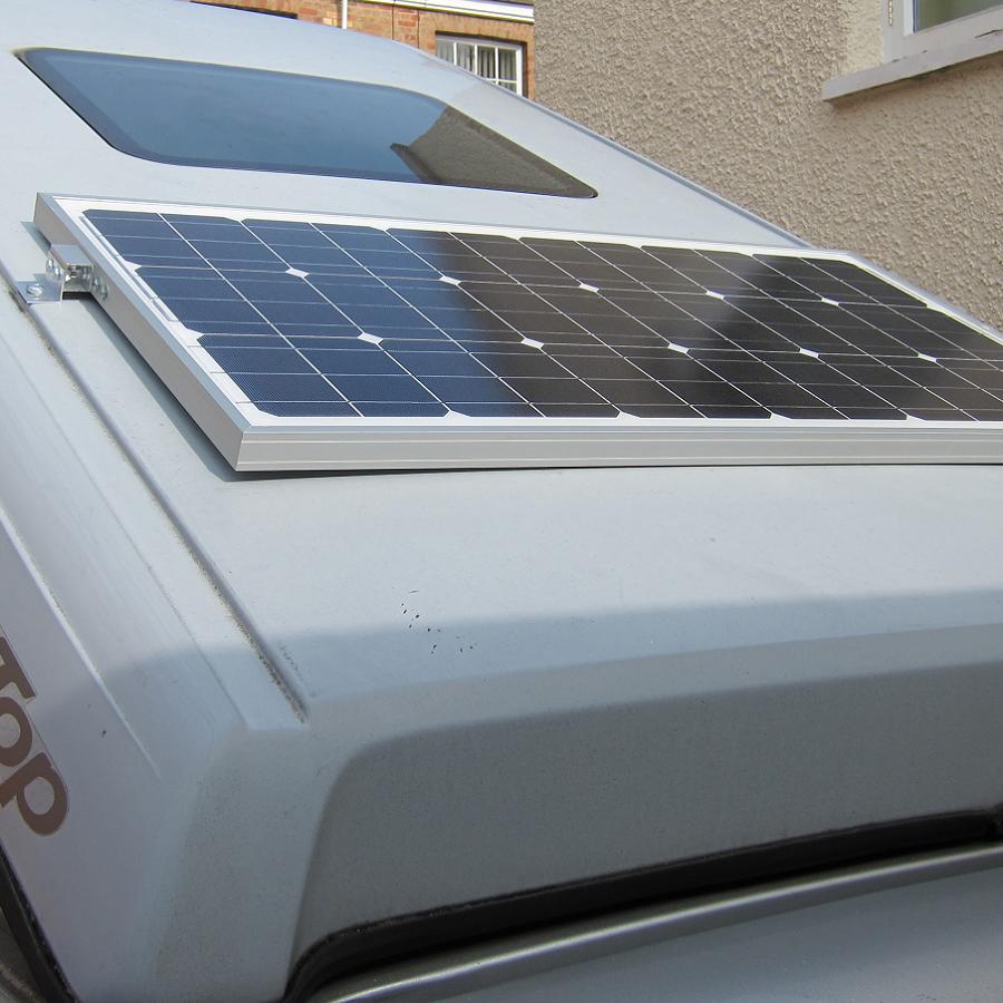 Bongo/Freda 100 Watt Solar Kit